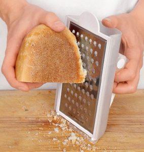 Помидоры с сыром и хлебом в духовке - 0