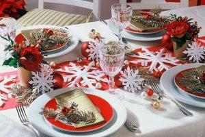 10 оригинальных идей для сервировки новогоднего стола - 5