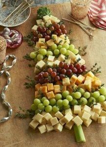 Съедобная елка: оригинальные закуски на Новогодний стол - 5