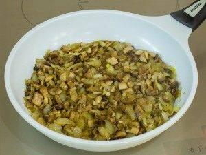 Котлеты, запеченные в духовке под грибным соусом - 4