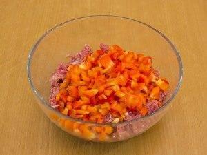Котлеты, запеченные в духовке под грибным соусом - 0