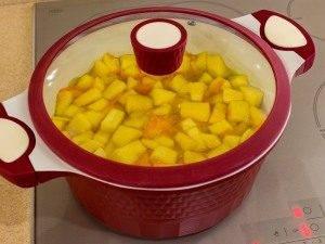 Тыквенный суп-пюре с ароматными сухариками - 3