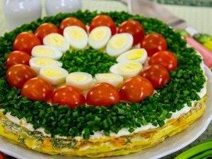 Торт из кабачков - 8