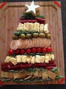 Съедобная елка: оригинальные закуски на Новогодний стол - 6
