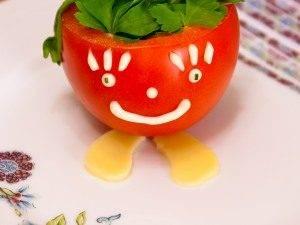 Фаршированные помидоры «Веселые ребята» - 5