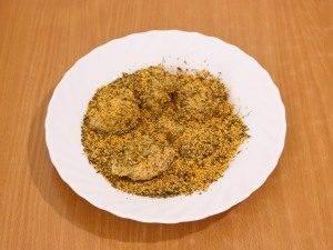 Цветная капуста, жаренная в панировочных сухарях - 2