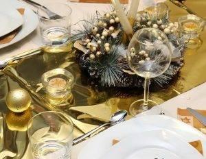 10 оригинальных идей для сервировки новогоднего стола - 1
