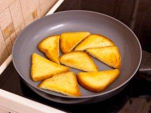 Бутерброды с паштетом из куриной печени - 3