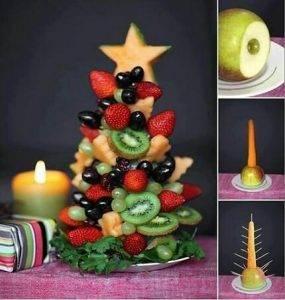 Съедобная елка: оригинальные закуски на Новогодний стол - 2