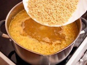 Куриный суп со «звездочками» - 1