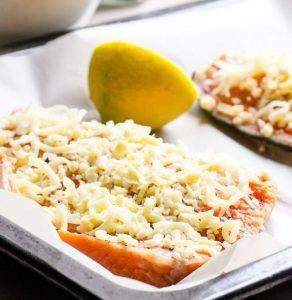 Семга под сыром в духовке - 0