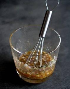 Запеченная семга в медово-горчичном соусе - 0
