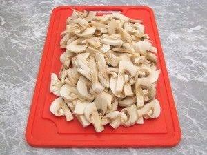 Говядина, запеченная с картофелем и грибами - 1