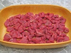Говядина, запеченная с картофелем и грибами - 3