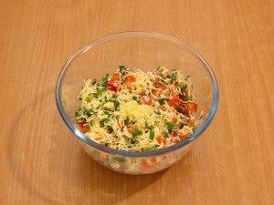 Сырная закуска на чипсах - 1