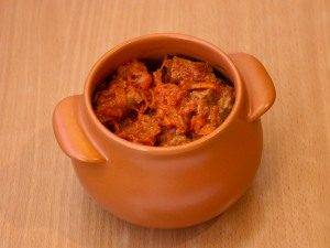 Горшочки с мясом и картофелем - 5