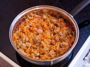 Горшочки с мясом и картофелем - 2