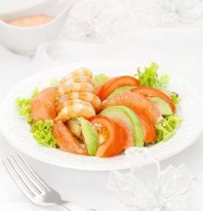 Новогодний стол для тех, кто на диете - 2
