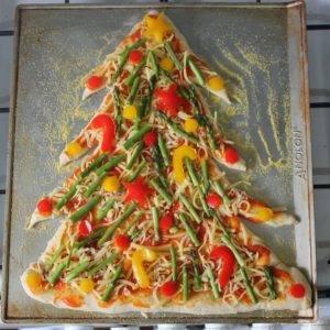 Съедобная елка: оригинальные закуски на Новогодний стол - 9