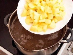 Суп с прокаленной гречкой - 2