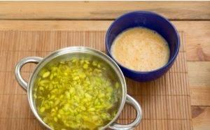 Китайский яичный суп Даньхуатан - 1