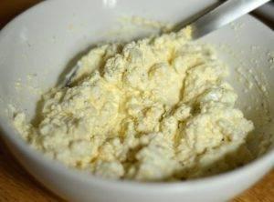 Бутерброды с семгой, яйцом и творогом - 1