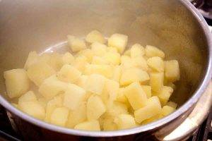 Праздничный гарнир из картофеля - 1