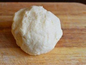 Сырные шарики - 1