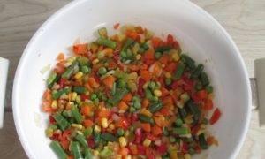 Суп с киноа постный - 0