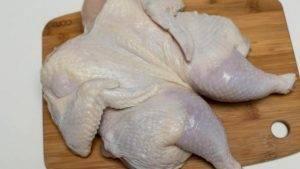 Запеченная курица с картошкой - 2