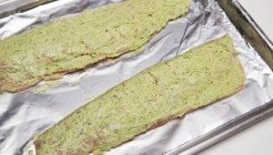 Запеченная горбуша с зеленью и сыром - 2
