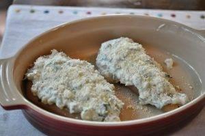 Куриные грудки под сыром в духовке - 2