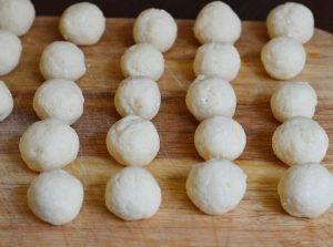 Сырные шарики - 2