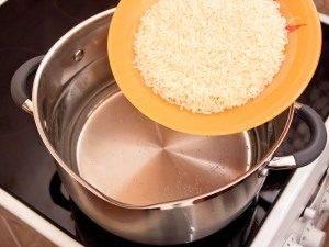Томатный суп с рисом и фрикадельками - 3