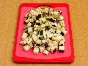 Свинина, тушенная с овощами и грибами - 6