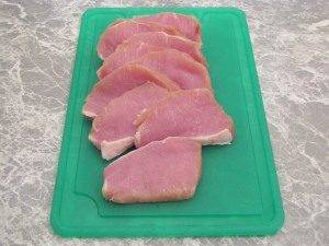Свинина, жаренная с горчицей и яйцами - 2