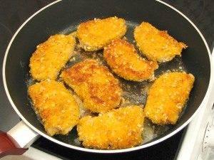 Свинина, жаренная с горчицей и яйцами - 6