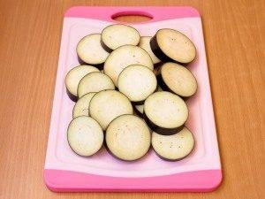 Баклажаны с грецкими орехами - 0
