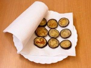 Баклажаны с грецкими орехами - 5