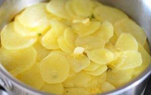 Быстрый гарнир из картофеля - 3