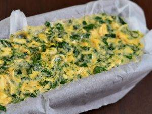 Куриная закуска с зеленью и яйцами - 3