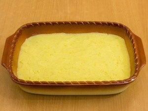 Запеканка с фаршем и картофелем - 4