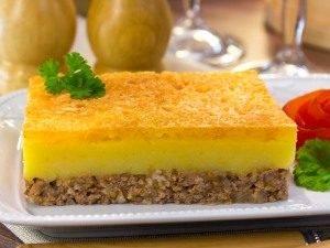 Запеканка с фаршем и картофелем - 6