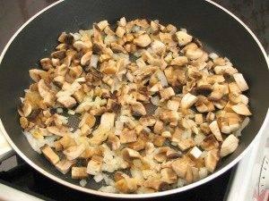 Утка, фаршированная грибами и картофелем - 1