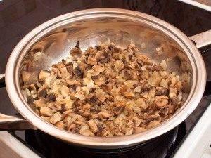 Суп-пюре с шампиньонами и картофелем - 1