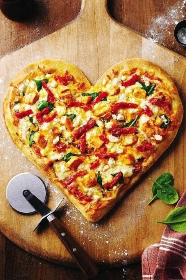 Тебя ждем, картинки пицца прикольные с надписями