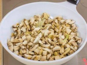 Картофель, жаренный с грибами - 3