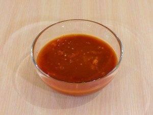 Картофель, тушенный с копченым мясом - 1