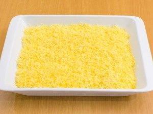 Запеканка с рисом, куриным филе, кукурузой и овощами - 6