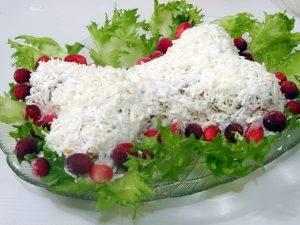 Топ-10 оригинальных и вкусных салатов к Новогоднему столу - 2